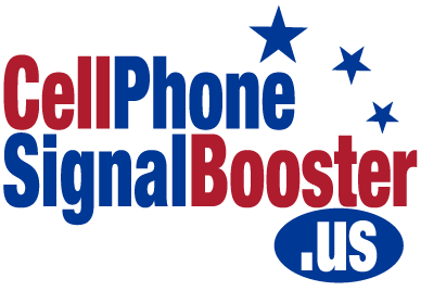 Cell phone signal booster logo
