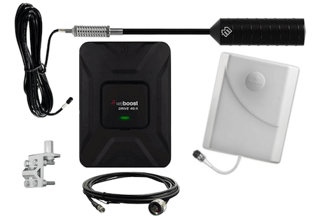 weBoost 470510-RV Drive 4G-X RV cell phone signal booster.